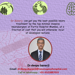 Dr Deepu Banerji Improving Health Through Leadership and Innovation in Field of Neurosurgery