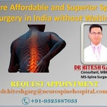 More Affordable and Superior Spine Surgery in India without Waiting