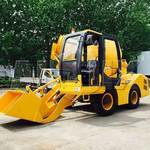 The Way To Get The Smallest Self Loading Concrete Mixer Price