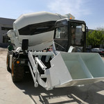 ​Advice For Purchasing A Mobile Self-Loading Concrete Mixer