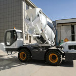 Points To Know While Searching For A Self Loading Concrete Mixer On The Market