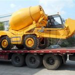 ​Self Loading Concrete Mixers – A Wise Investment For Virtually Any Construction Company