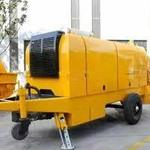Different Kinds Of Concrete Pump