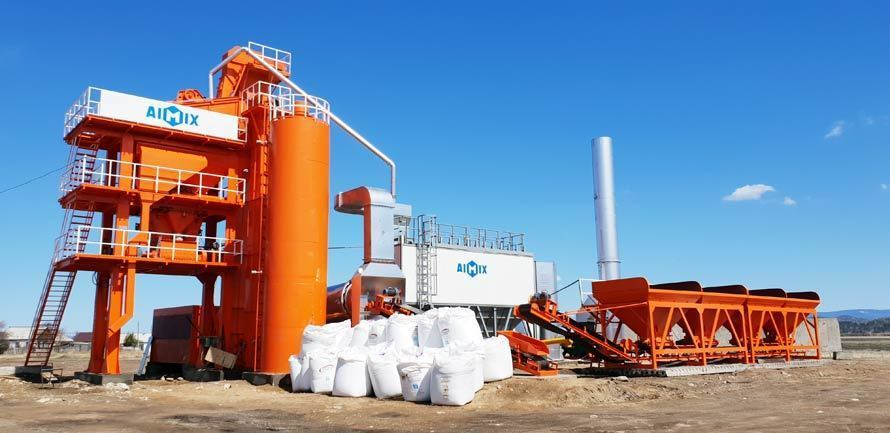 Bitumen Mixing Plant for Sale