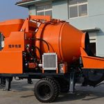 Should You Choose A Cement Mixer With A Pump?