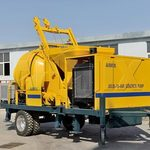 Choosing A Cement Mixer With A Pump