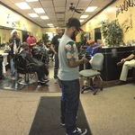 Barbershop Rap Sessions