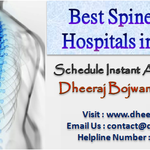 Enjoy the most progressive treatment possibilities at the Best Spine Surgery Hospitals in Mumbai