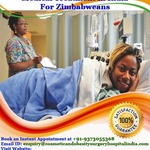 Medical Treatment in India for Zimbabwe National easy and rewarding