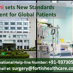 Fortis Hospital, Delhi sets new standards in Bariatric Treatment for Global patients