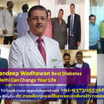 One Surgery with Dr. Randeep Wadhawan Best Diabetes Surgeon in Delhi Can Change Your Life