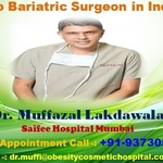 Dr. Muffazal Lakdawala Offers Comprehensive and Compassionate Approach to Weight Loss Surgery in India