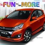 Generasi Terbaru Mobil Murah Terbaik Daihatsu Ayla Ternyata Dirancang di Indonesia