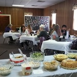 WMU Salad Luncheon May 2018