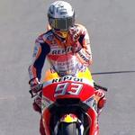 Marquez Ungguli Zarco, Rossi Posisi ke-13