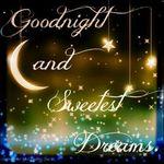 Saying Good Night to Someone