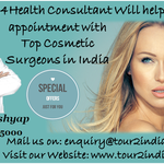 Top Surgeon Associated with Tour2India4Health