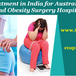 Affordable Medical Treatment in India for Australia Nationals by Cosmetic and Obesity Surgery Hospitals