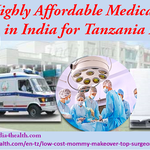 Highly Affordable Medical Treatment in India for Tanzania Nationals