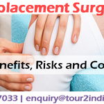 ​Knee Replacement Surgery India: Benefits, Risks and Costs