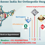 ​Why choose India for Orthopedic Surgery?