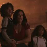 Neve Campbell Bicara Soal Perannya dalam 'Skyscraper'