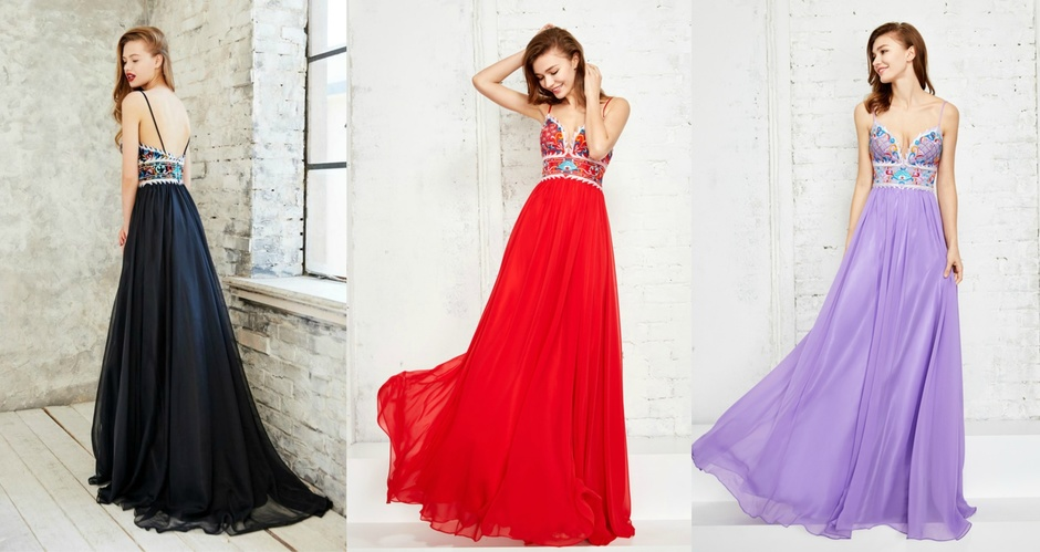 How To Choose the Ideal Formal Evening Gowns - Latest Fashion News ...
