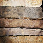 Thin Cut Veneer- 1-3inch Ledge Stone