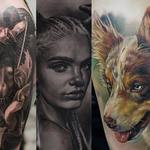 Inksane Tattoo & Piercing: Gallery of Creative Art & Portrait Drawing