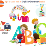 Tips to score well in English Grammar in class 10
