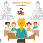 6 Important tips to teach History to the students