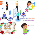 Benefits of online learning for Mathematics
