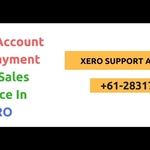 HOW CAN THE OVERPAYMENT BE RECORDED ON A SALES INVOICE IN XERO?