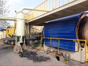 Beston plastic to oil conversion machine