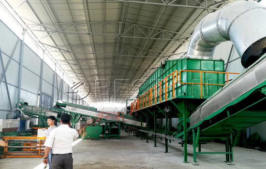 Beston Waste Sorting Machine