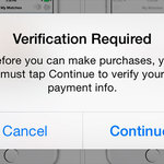 "How to Stop ""Verification Required"" When Installing Free Apps"