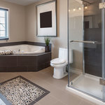 Various Ideas Of Designs Modern Bathroom In Your House
