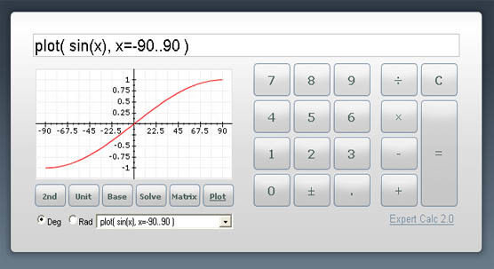 how to plot a graph with free online graphing calculator - online