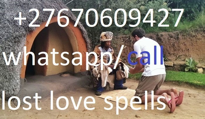 Lost love spells that work very fast to bring back your ex