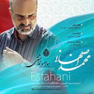 محمد اصفهانی آهنک سریال دلدادگان