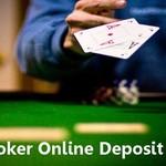 Judi Poker Online Deposit 10000