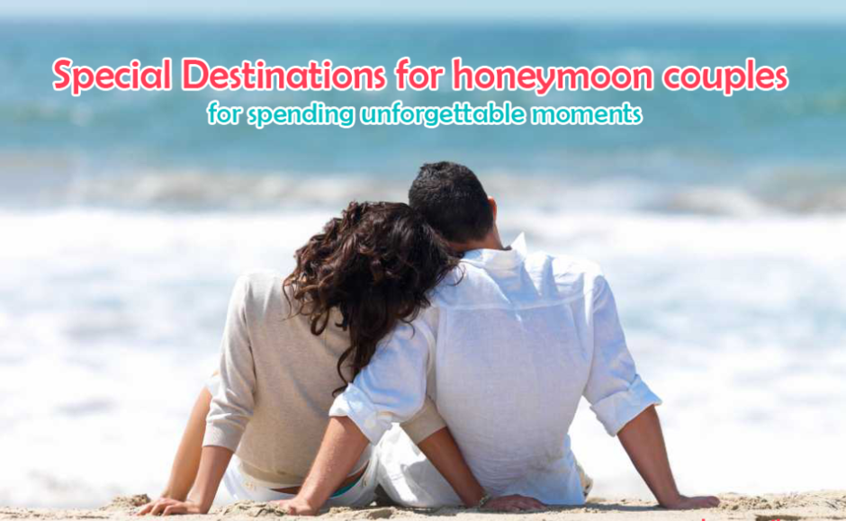romantic honeymoon destinations in India