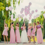 ​Choosing The Bridesmaid Dresses For A Wedding