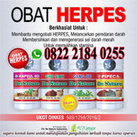obat herpes paling manjur no 1