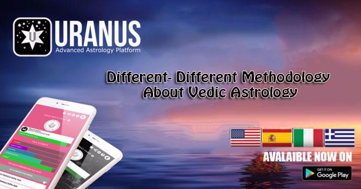 Different- Different Methodology About Vedic Astrology - Uranus
