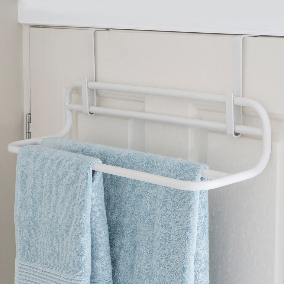 Modern Wall Mount Paper and bamboo Towel Holder - Towel Holders ...