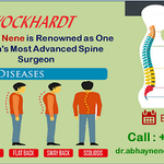 Dr. Abhay Nene is Renowned as One of India's Most Advanced Spine Surgeon