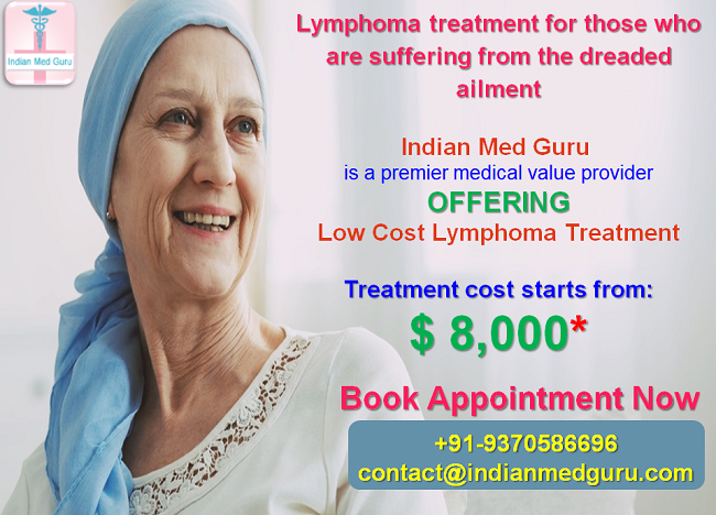 Lymphoma treatment in Delhi for those who are suffering from the dreaded ailment