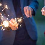 A Comparison of Wedding Sparklers