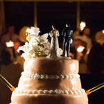 Lighten Up your Big Day with Wedding Sparklers